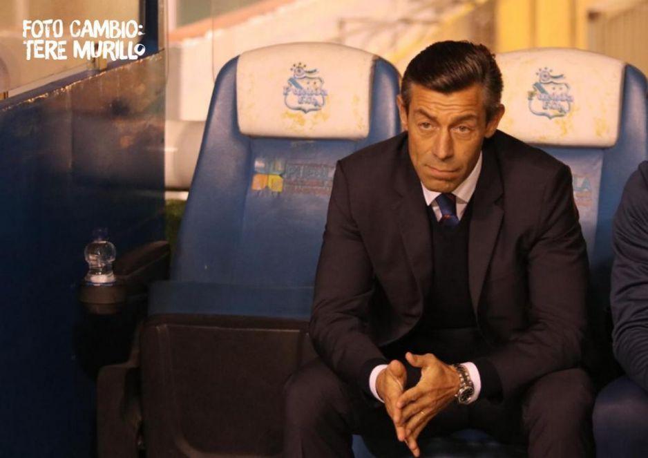 Un empate contra el Puebla no sirve: Pedro Caixinha (VIDEO)