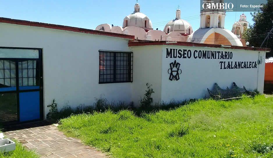 Tlalancaleca buscará a recursos para un nuevo museo