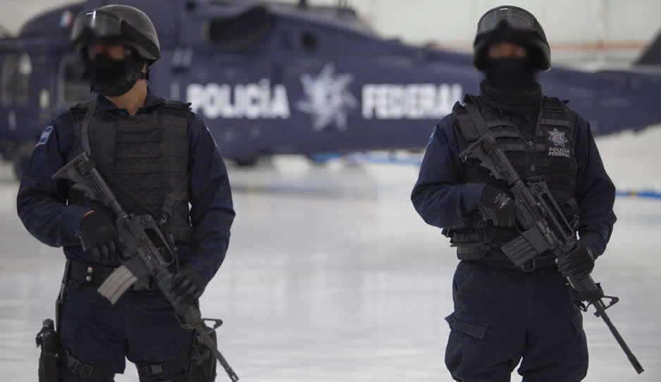 Asesinan a dos federales durante operativo en San José Alchichica