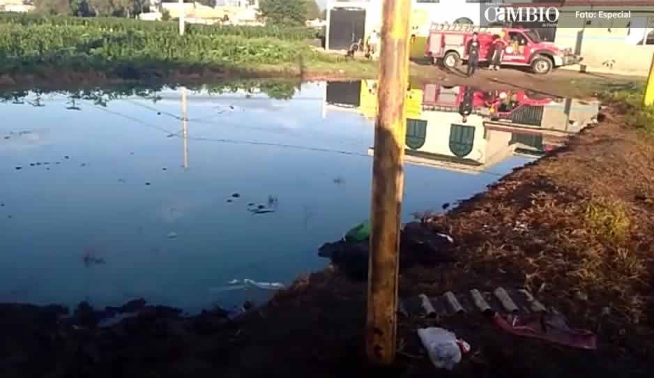 No paran los derrames de combustible en Texmelucan por ordeñas a ductos de Pemex