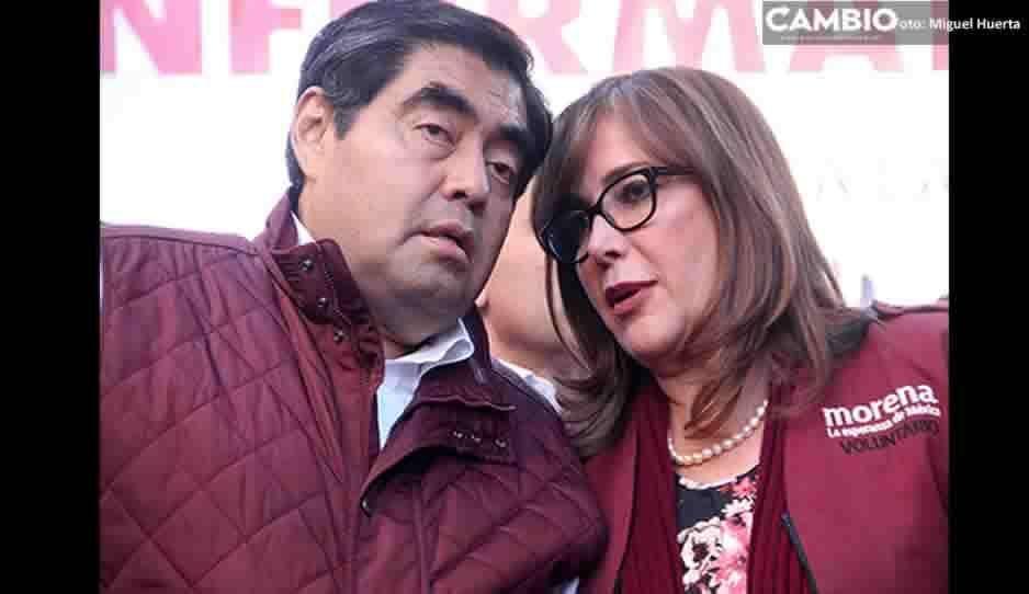 Barbosa volverá a ser candidato de Morena al gobierno de Puebla: Polevnsky