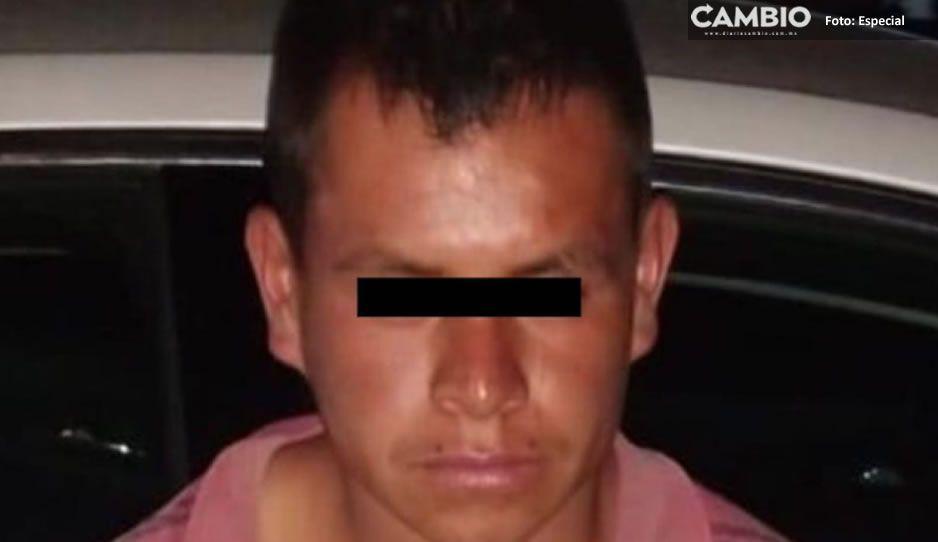 El asesino de Chalco estuvo escondido con unos amigos en la Sierra Norte de Puebla