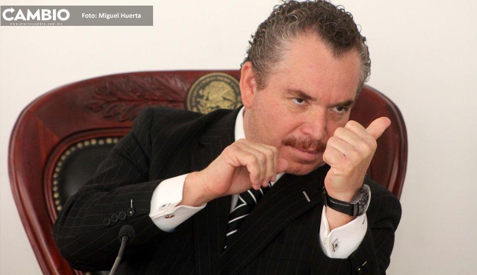 Chevalier propone suspender y multar a magistrado que pide anular la elección