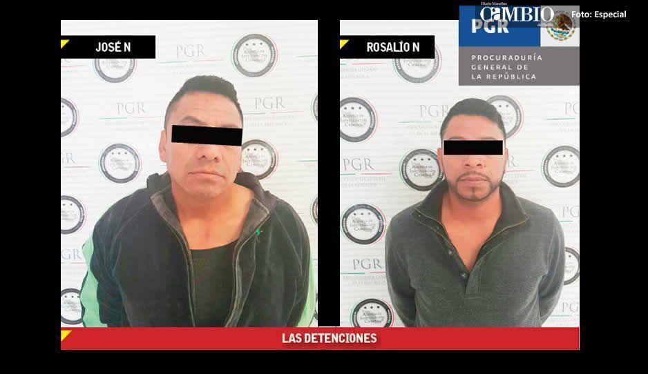 Caen dos de la banda Los Meléndez, prostituían mujeres para enviar a EU