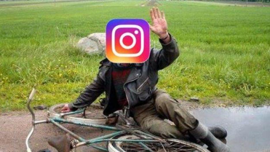 Reportan caída mundial de Instagram - Revista