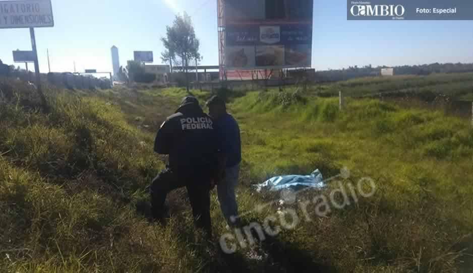 Muere menor de edad al ser atropella por un tráiler en la México-Puebla