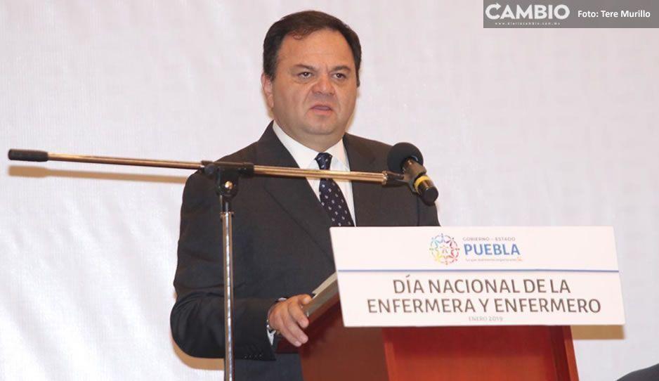 Reitera Rodríguez Almeida que sólo el Congreso puede nombrar al interino