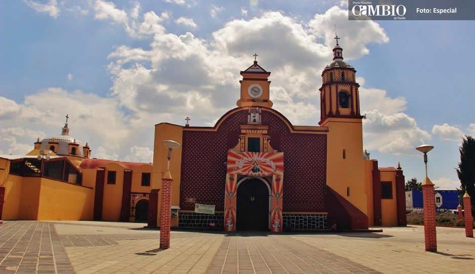 Culminan los festejos patronales de Huejotzingo con zafarrancho
