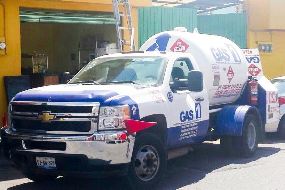 Prepara la cartera: gas LP estará en 800 pesos en enero