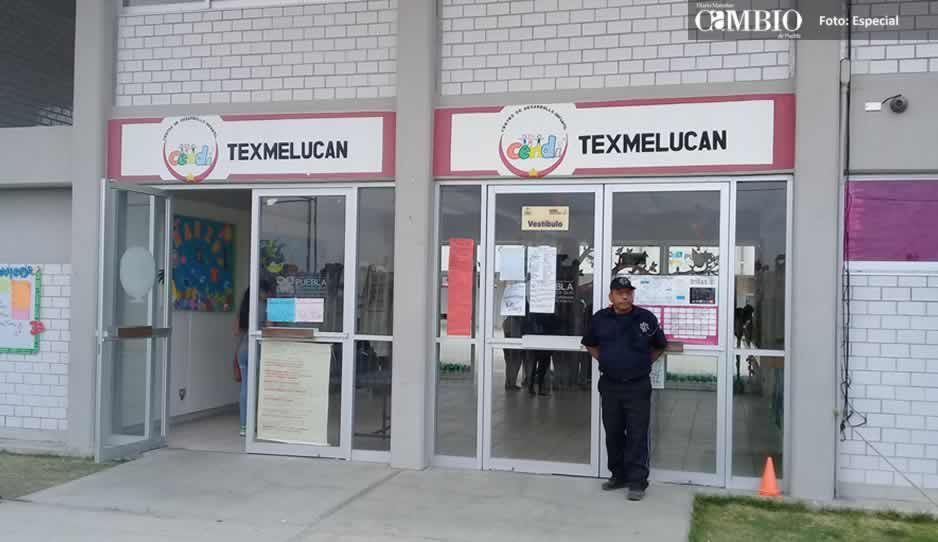 CENDI de Texmelucan adeuda tres meses de sueldo a trabajadoras