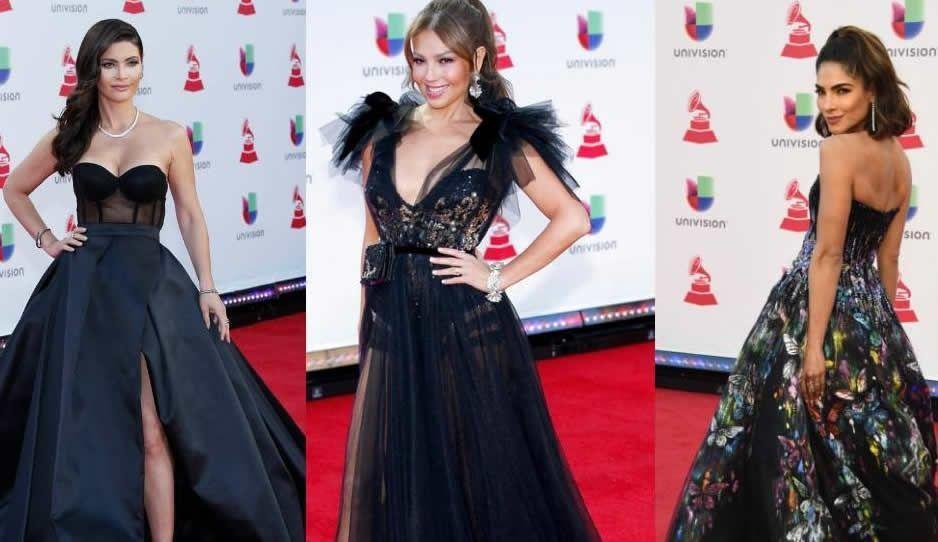 Las mejores vestidas de los Latin Grammy (FOTOS)