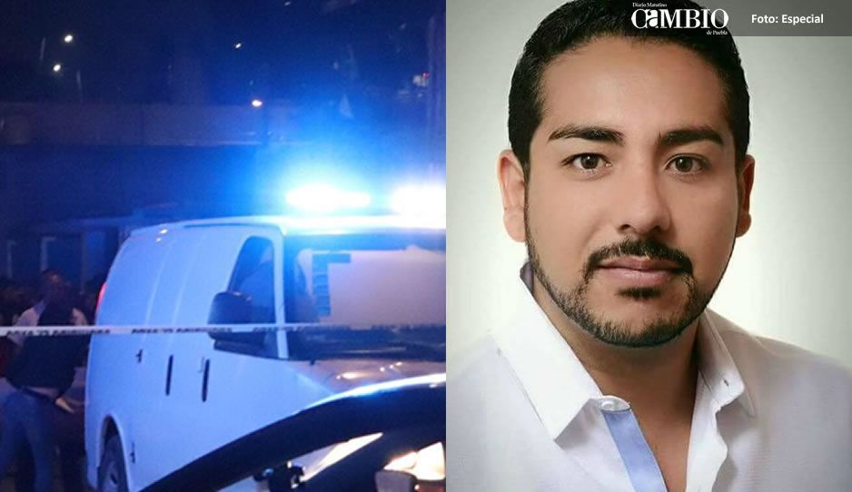 Fiscalía confirma que cuerpo desmembrado es del panista de Huejotzingo