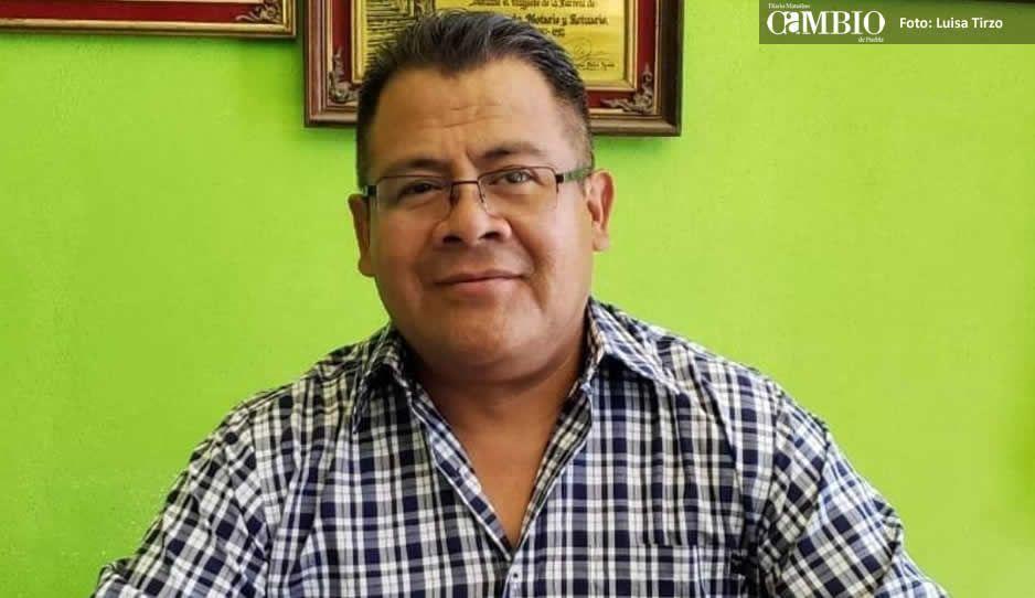 Ex alcalde Filemón Aguilar saquea  Ayuntamiento de Juan C. Bonilla