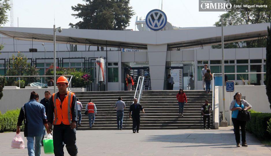 Comienzan los despidos en VW: se van 500 eventuales la próxima semana