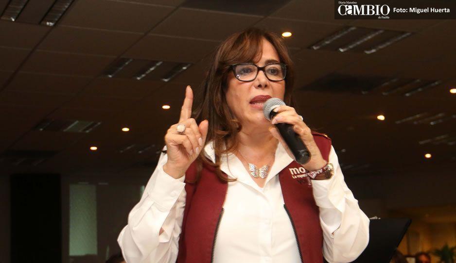 """Polevnsky pide a los presidentes municipales que no sean """"agachones"""" y no se reúnan con Martha Erika"""
