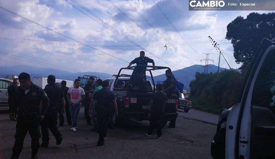 Casi la linchan por intento de secuestro de una menor en Tlatlauquitepec