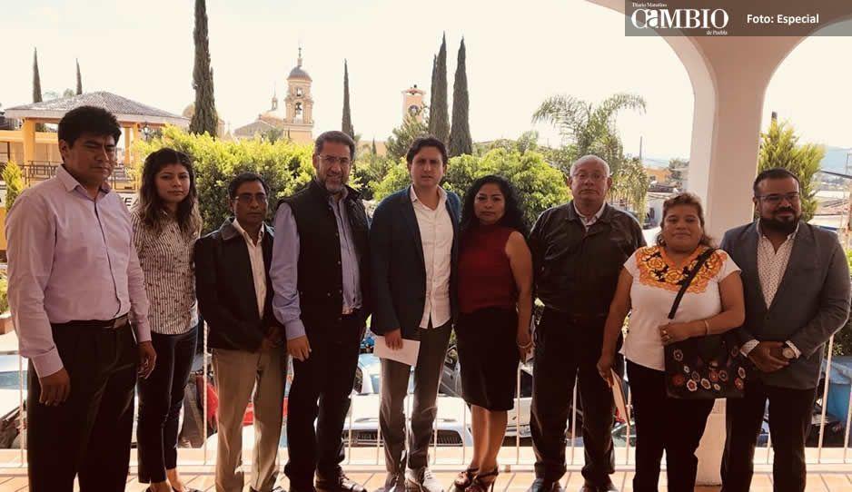 Morena agandalla concejo de Ocoyucan, la nueva joya inmobiliaria de Puebla
