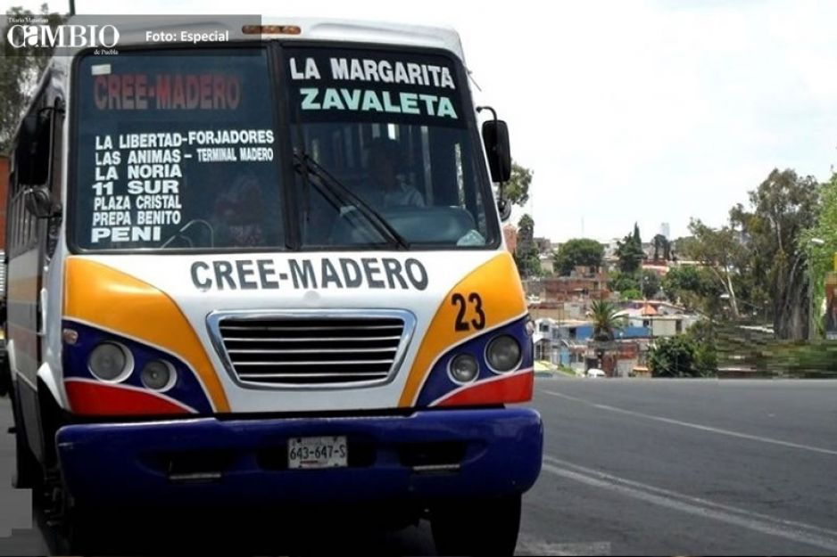 Asaltan Cree-Madero a la altura de Zavaleta