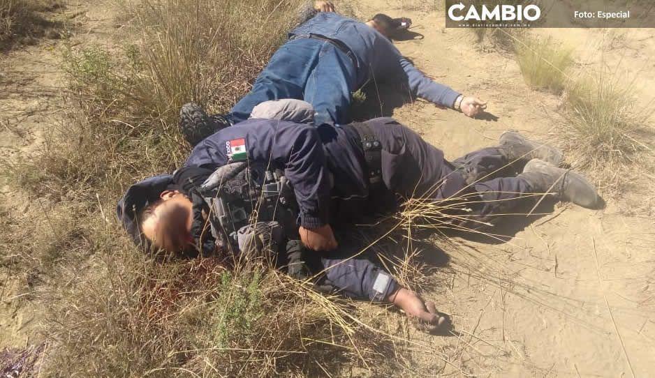 Emboscan y ejecutan a dos policías auxiliares en tren de Ciudad Serdán