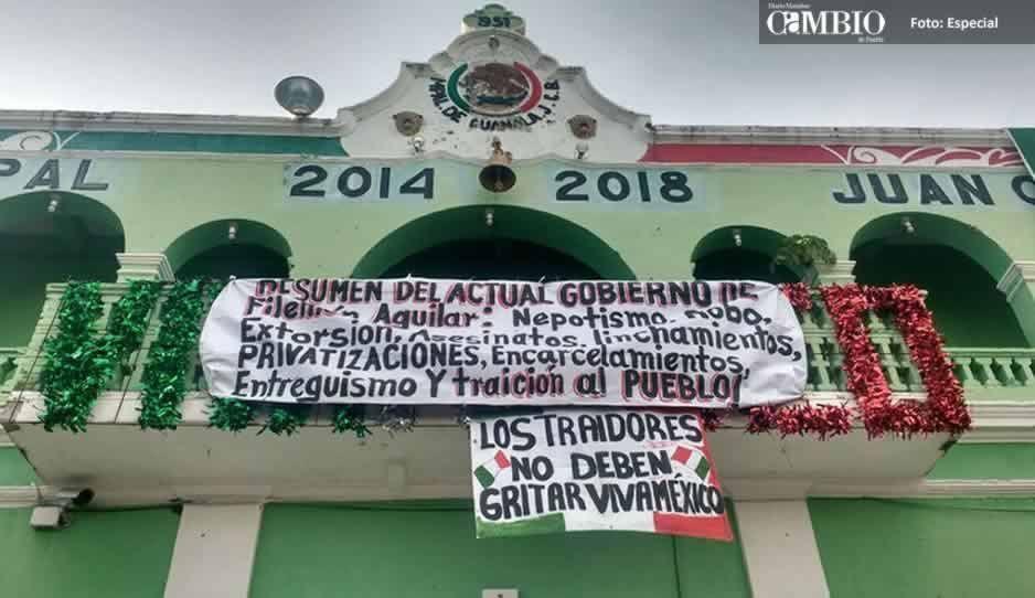 Denuncian por amenazas a regidor de Gobernación de Juan C. Bonilla