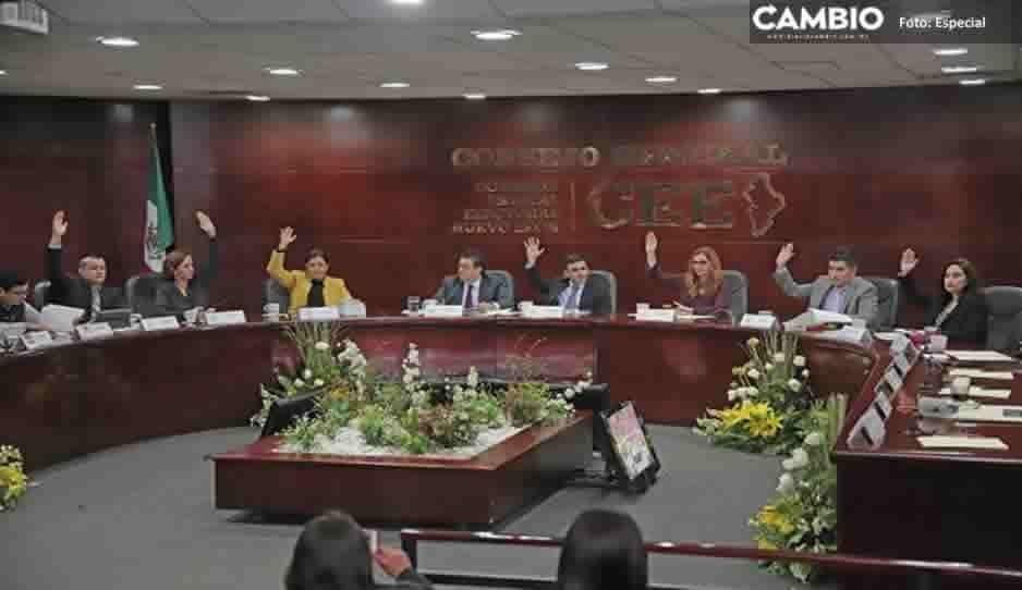 A horas de la elección, aprueban renuncia de candidatos del PVEM, PRD y MC en Monterrey
