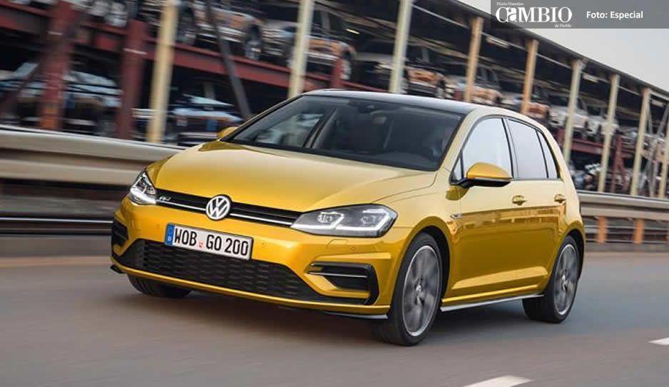 Volkswagen traslada producción del Golf de Puebla a Wolfsburgo
