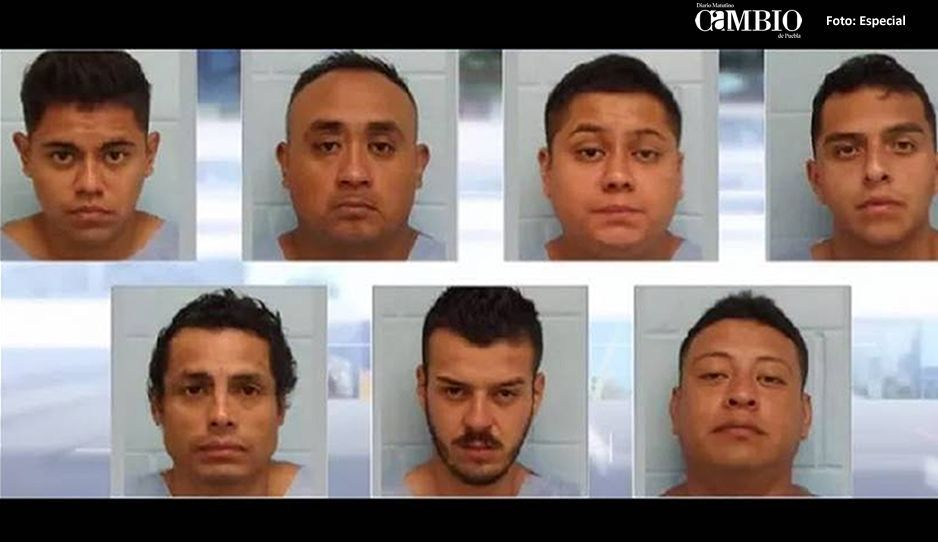 De Puebla y CDMX, detenidos por intento de asalto en McAllen
