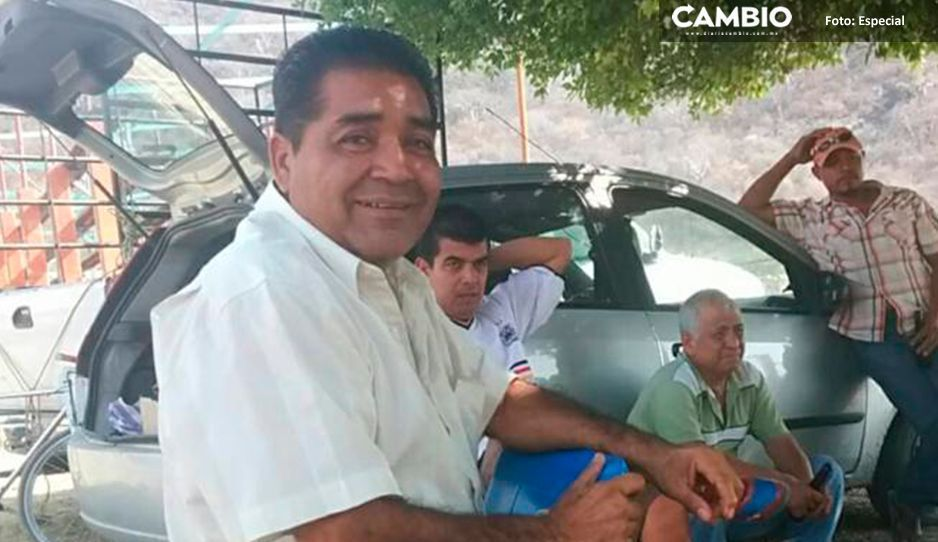 Sicarios ejecutan con seis disparos a comerciante dentro de su domicilio en Chietla