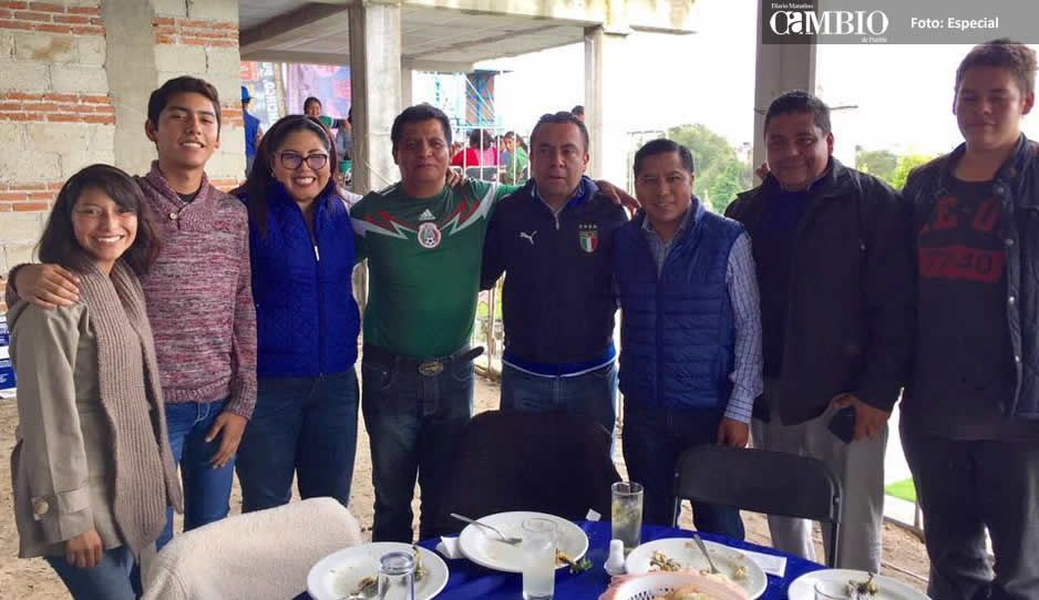 Casiano obliga a sus trabajadores a apoyar a ex edil en elecciones
