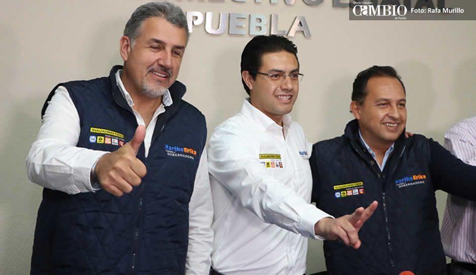 Barbosa y su equipo son los responsables de la campaña negra vs MEA: Francisco Fraile