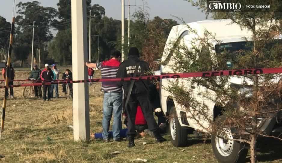 No fue homicidio: murió por infarto mujer hallada en Acatzingo