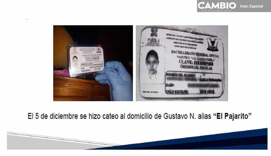 Antes de asesinar a estudiante, El Pajarito ya había cometido 5 robos