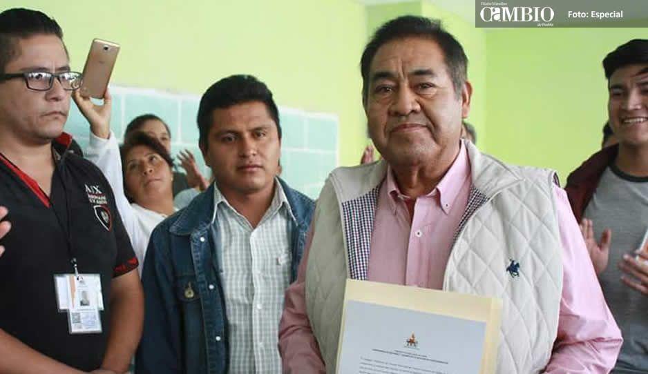Protege SGG a regidores de Amozoc por amenazas de edil Mario de la Rosa