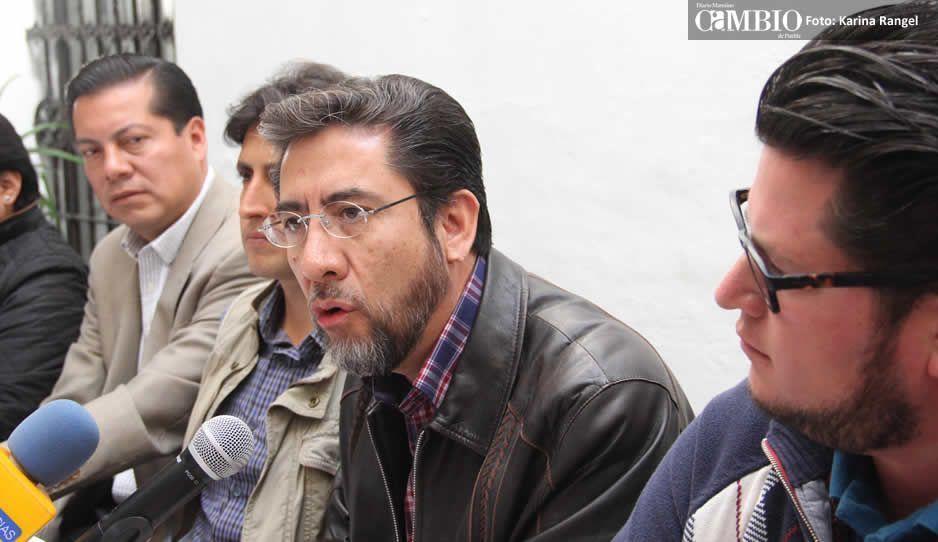 Piden la destitución de Rodolfo Huerta en Ocoyucan, alfil de JJ