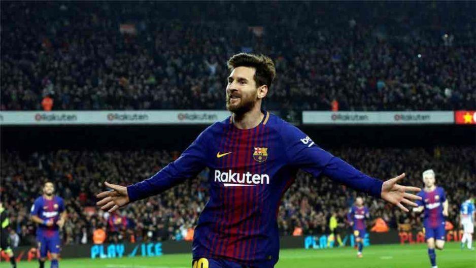 Messi y Suárez rescatan a un gris club Barcelona