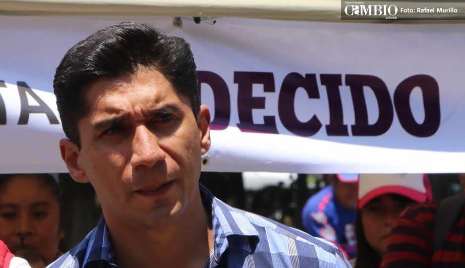 Comité Electoral de Puebla confirma: Édgar Chumacero alcanza la regiduría