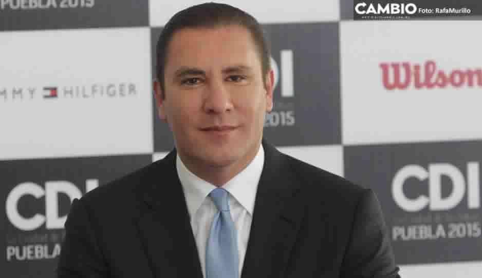 Perfil Moreno Valle: senador, diputado federal y gobernador, pierde la vida esta tarde en un accidente aéreo