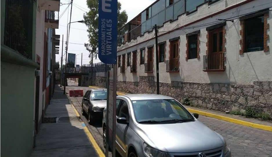 Adquiere San Pedro Cholula 5 mdp por concepto de parquímetros en 15 meses