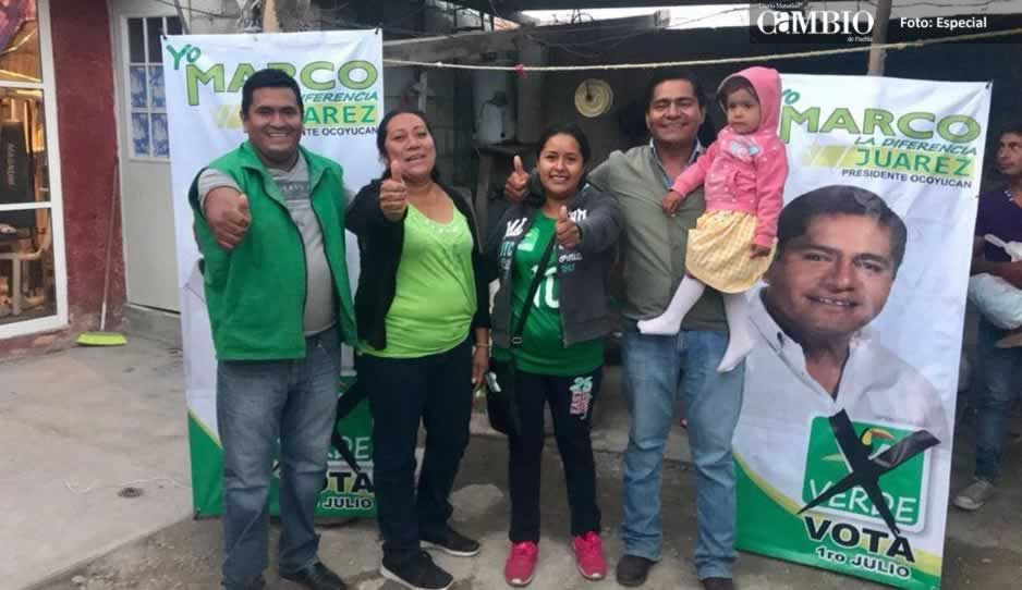 Marco Juárez suma a La Jarocha en Ocoyucan