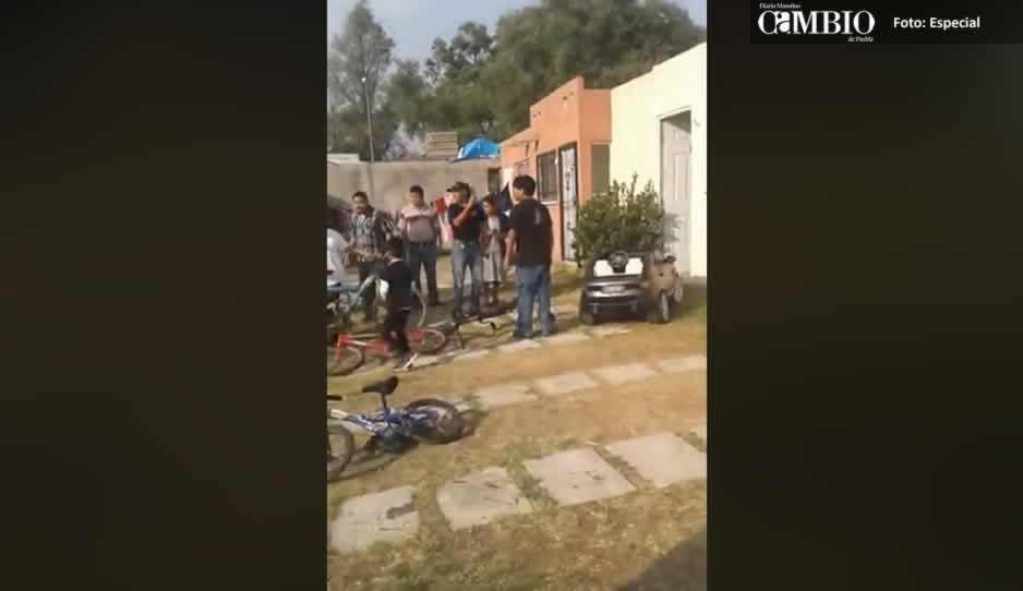 VIDEO: Pobladores de Misiones de San Francisco desarticulan bodega de bicicletas robadas