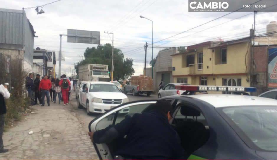 ¡Más violencia! Primero fue batazera y luego balacera en Tepeaca: 2 heridos