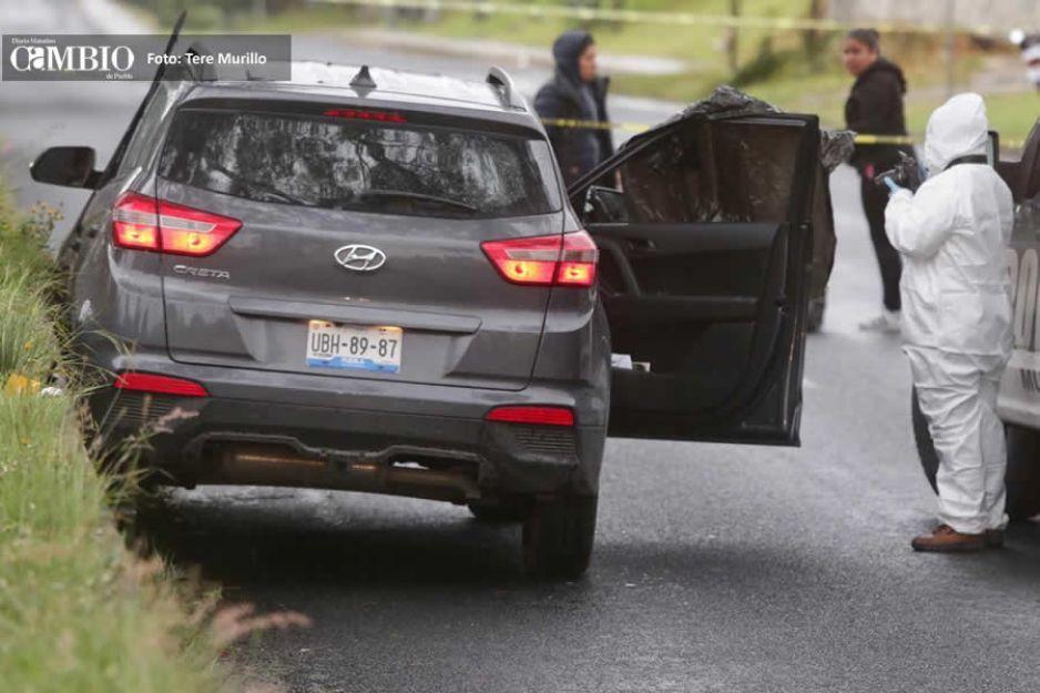 Se paraliza la Recta por ejecución a mujer, conductores se desquician