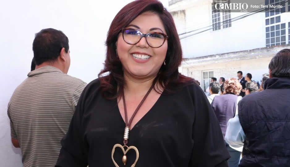 Así como Banck, todos los militantes del PAN pueden aspirar a ser candidatos a gobernador: Genoveva Huerta