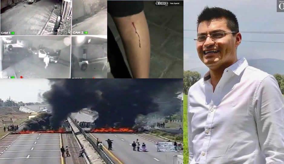 Así fue la cronología del operativo en Palmarito y el bloqueo de la Puebla-Orizaba (FOTOS y VIDEO)