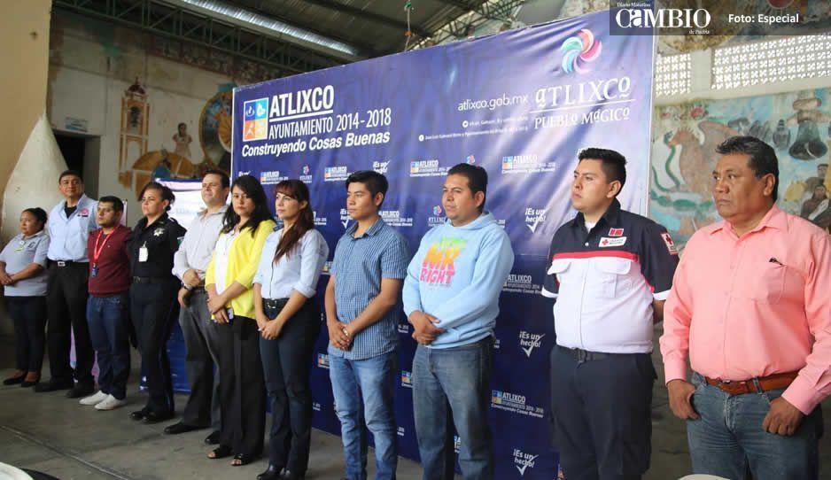 Atlixco realiza jornada de atención para las mujeres en San Jerónimo Coyula