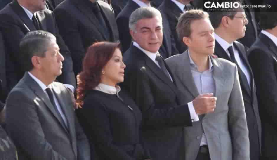 García Olmedo propone a Gali para gobernador interino