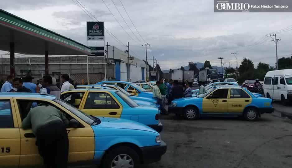 FGE no inicia con las investigaciones para ubicar al taxista texmeluquense desaparecido