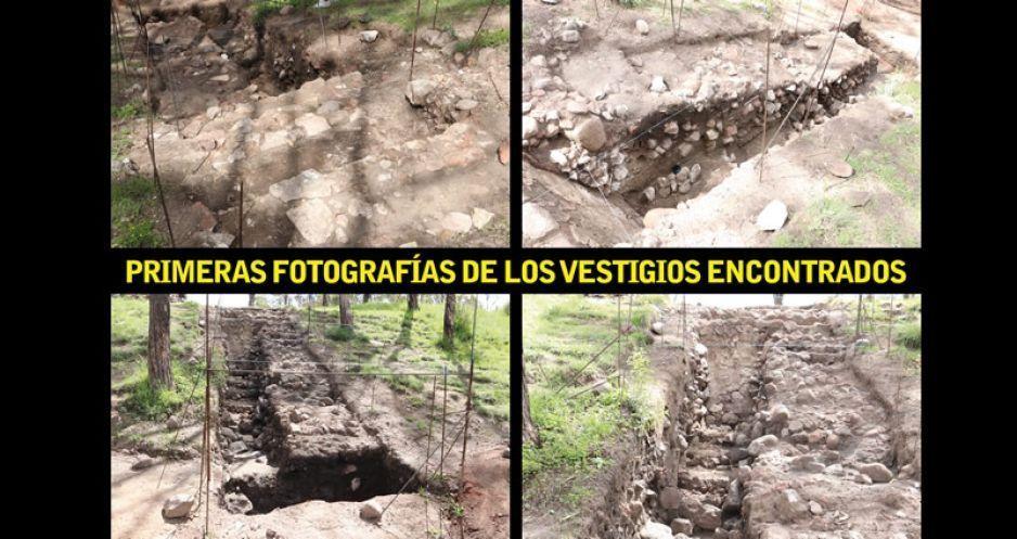 Exploración de la nueva pirámide de Amalucan duraría hasta 50 años