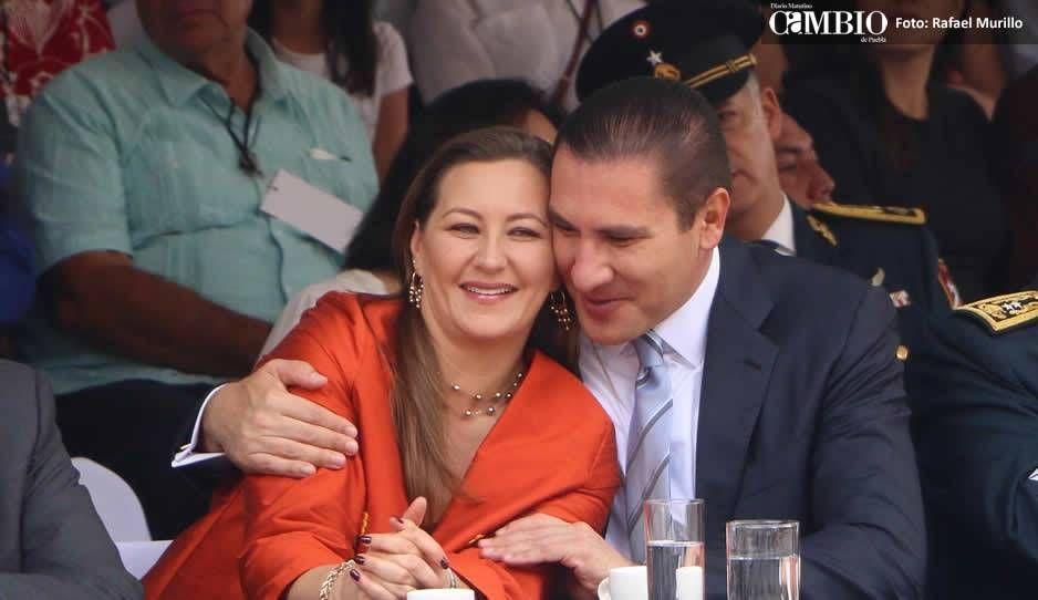 CEN del PAN prepara homenaje para Moreno Valle y Martha Erika