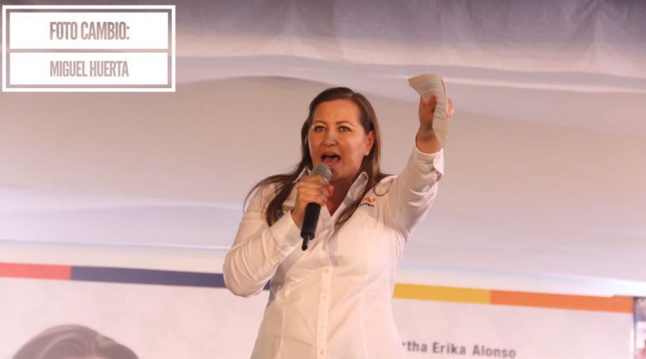 Martha Erika obligará a Agua de Puebla a mejorar su servicio o revocará la concesión